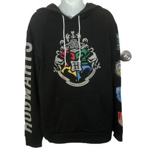 Harry Potter Hogwarts hoodie - NWT - size medium